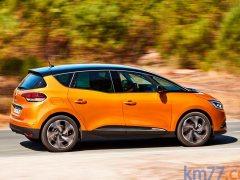 Renault Scénic: un paso atrás en comodidad para los pasajeros