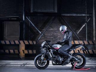 Una motocicleta más ligera