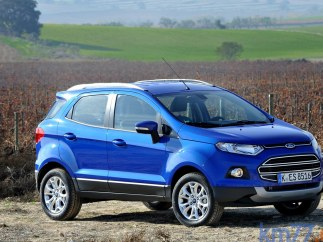 Ford EcoSport Trend 1.5 Ti-VCT 112 CV