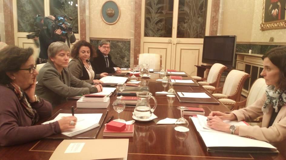 La mesa del parlament no se reanuda por la ausencia de for Mesa parlament