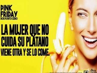 El polémico cartel de una discoteca de Murcia