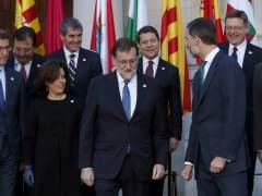 Puig, en la Conferencia de Presidentes