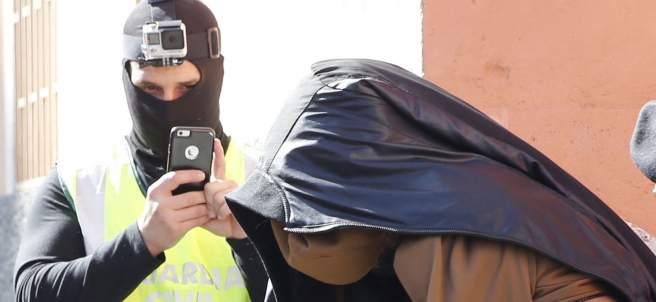 Detención de un sospechoso por enaltecimiento yihadista