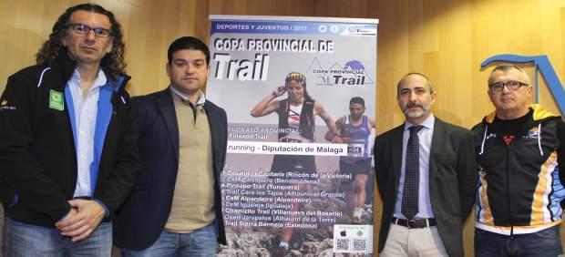 Presentación Copa Provincial de Trail