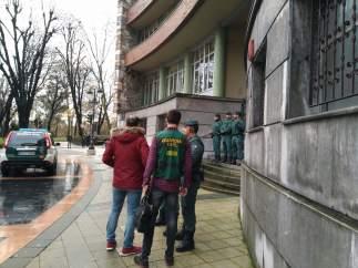 Registro de UCO a UGT Asturias