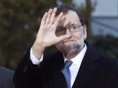 """Rajoy: """"La voluntad es que haya un acuerdo de financiación este año"""""""