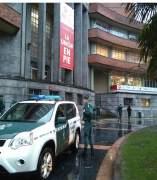 Registro de la Guardia Civil a UGT