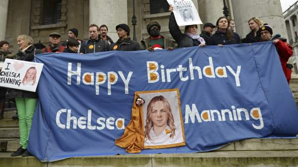 Obama conmuta la pena a Chelsea Manning