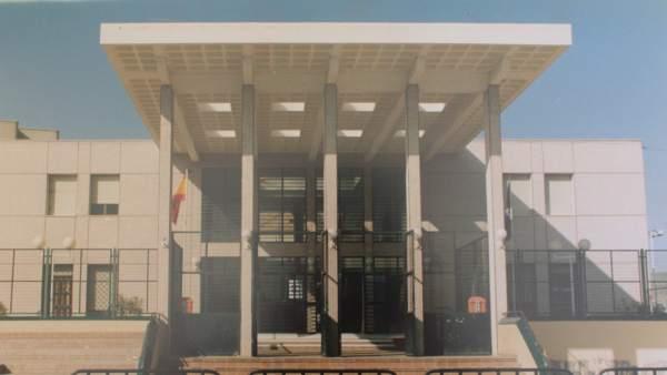 Colegio Constitución, Melilla