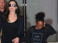 """La madre biológica de la hija de Angelina Jolie: """"Quiero hablar con ella"""""""