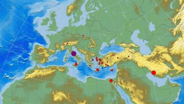 Nuevo terremoto en el centro de Italia