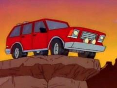 Por fin se conoce la marca del coche de Homer Simpson