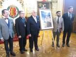 Bermejo, Argüello, Esteban, Blanco y Puente