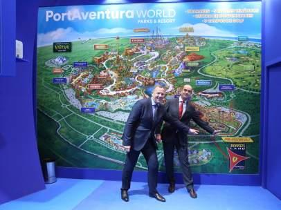 PortAventura presenta las novedades de Ferrari Land en Fitur.