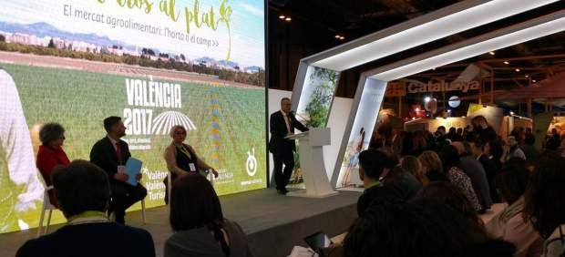 Presentación de novedades de València Turisme en Fitur