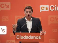 Dos candidaturas disputarán a Rivera la presidencia de Ciudadanos