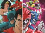 Justice League / Power Rangers #1