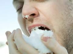¿Se puede comer la nieve?