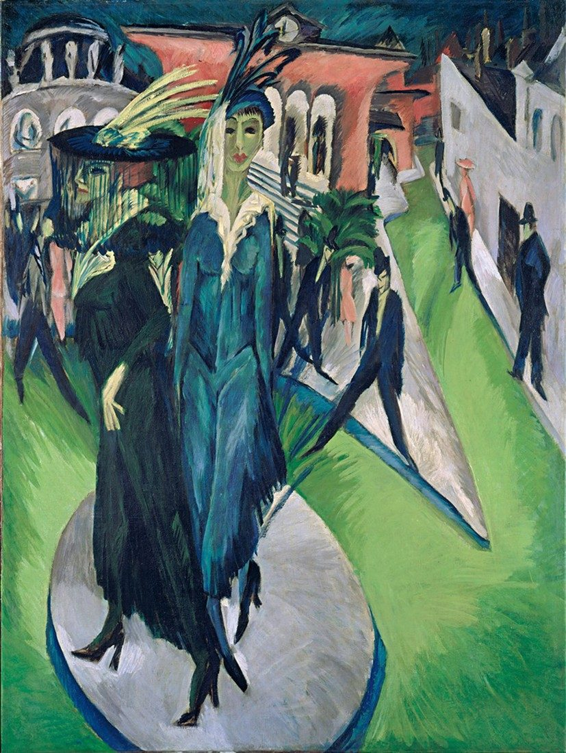 Resultado de imagen para Ernst Kirchner