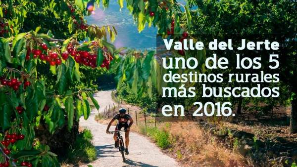 El valle del jerte c ceres quinto destino rural m s for Oficina turismo cazorla