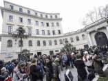 Terremoto en Roma