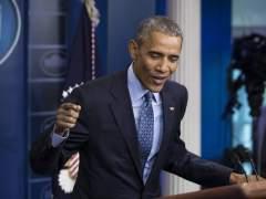 Obama defiende su legado en la Casa Blanca