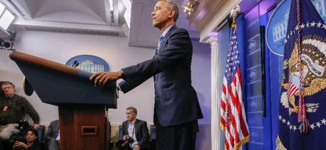 Obama s despide de los periodistas en última rueda de prensa