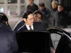 Denegada la detención del heredero del imperio Samsung