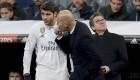 """Zidane, sobre Morata: """"No me gustaría que se fuera"""""""