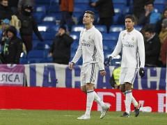 El Madrid se quedó helado arriba y abajo: Cristiano y Casilla, sin brillo; Ramos, fallón