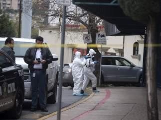 Ataque en un colegio de México