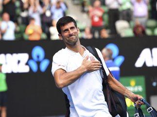 Djokovic, fuera de Australia