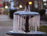 Amanecer congelado