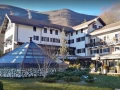 Así era el Hotel Rigopiano, sepultado tras los cuatro terremotos de Italia