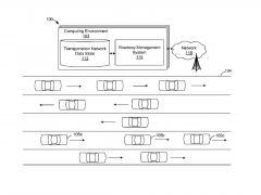 La nueva patente de Amazon sobre autopistas reversibles