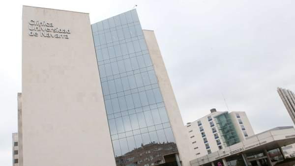 Imagen de la Clínica Universidad de Navarra