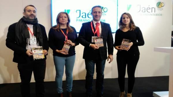 Presentación de la central de reservas Cazorla Travel