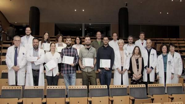 Premios de Investigación 2016 de Son Espases