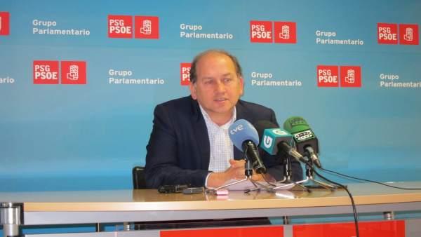 Xoaquín Fernández Leiceaga del PSdeG
