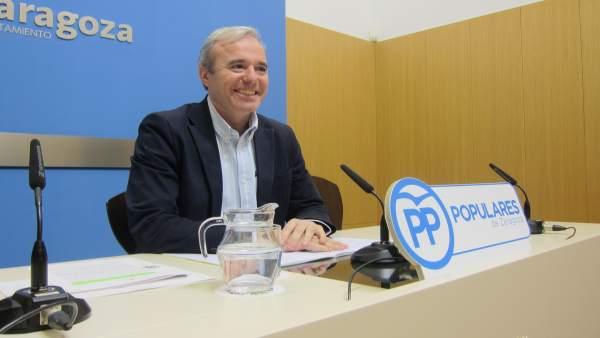 Jorge Azcón (PP)