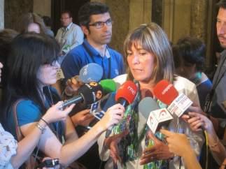 Núria Marín.