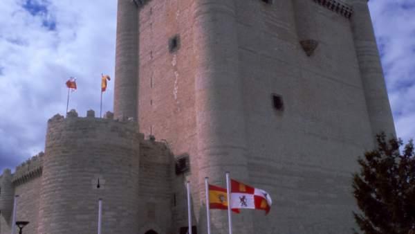 El castillo de Fuensaldaña