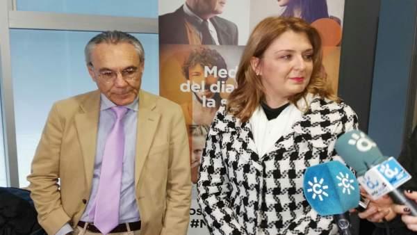 González y el juez Utrera sobre mediación