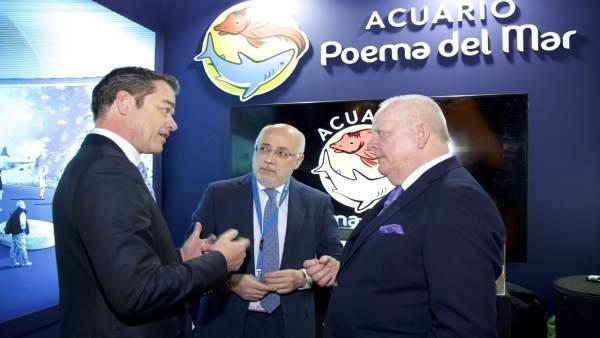 Morales reitera a los Kiessling el apoyo del Cabildo a sus inversiones