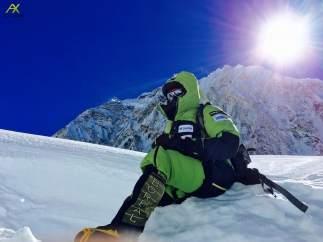 Alex Txiko Everest
