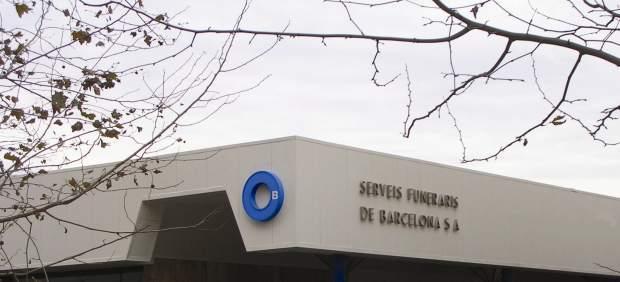 Tanatorio De Sancho De Ávila De Barcelona.