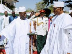 La ONU respalda a Barrow como presidente de Gambia