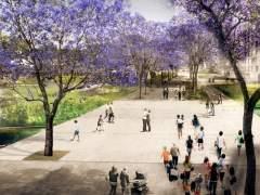 El parque de Glòries de Barcelona empezará a construirse en 2018