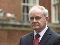 El dirigente del Sinn Féin deja la política por enfermedad