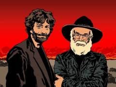 Amazon adaptará 'Buenos presagios', de Gaiman y Pratchett